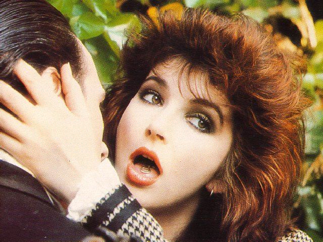 Kate Bush - With a Kiss I'd Pass the Key